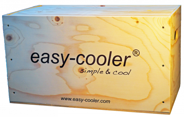 "easy-cooler ""wooden box ten"""